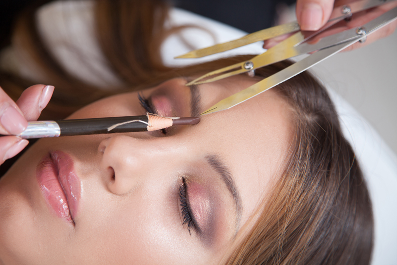 Permanent Make Up und Microblading